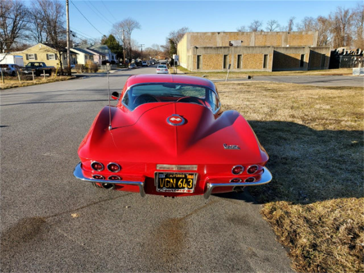 Large Picture of '67 Corvette - PMWW