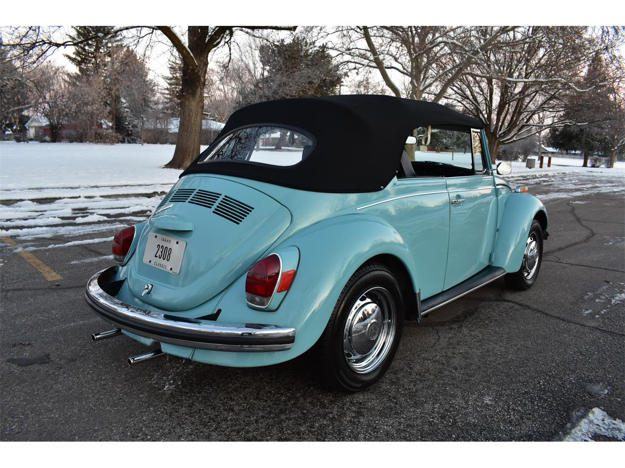 Large Picture of '72 Super Beetle - PMX7