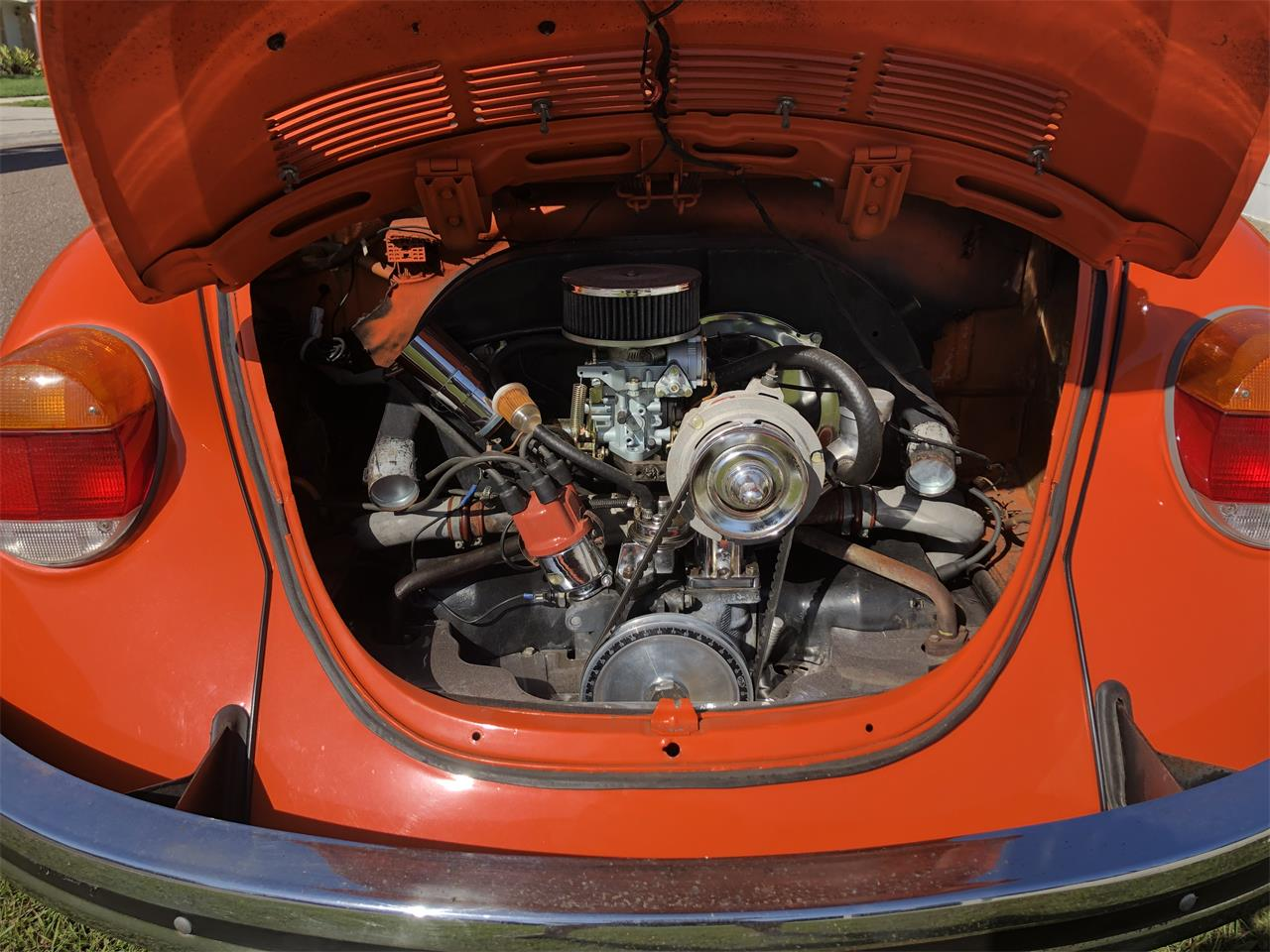 Large Picture of Classic '73 Volkswagen Super Beetle located in Florida - PMXE