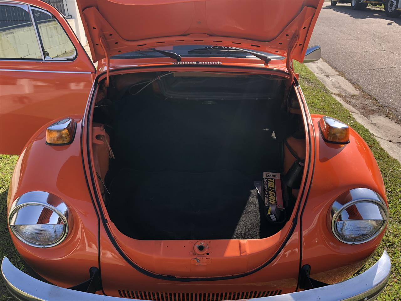 Large Picture of 1973 Volkswagen Super Beetle located in Tampa Florida Offered by a Private Seller - PMXE