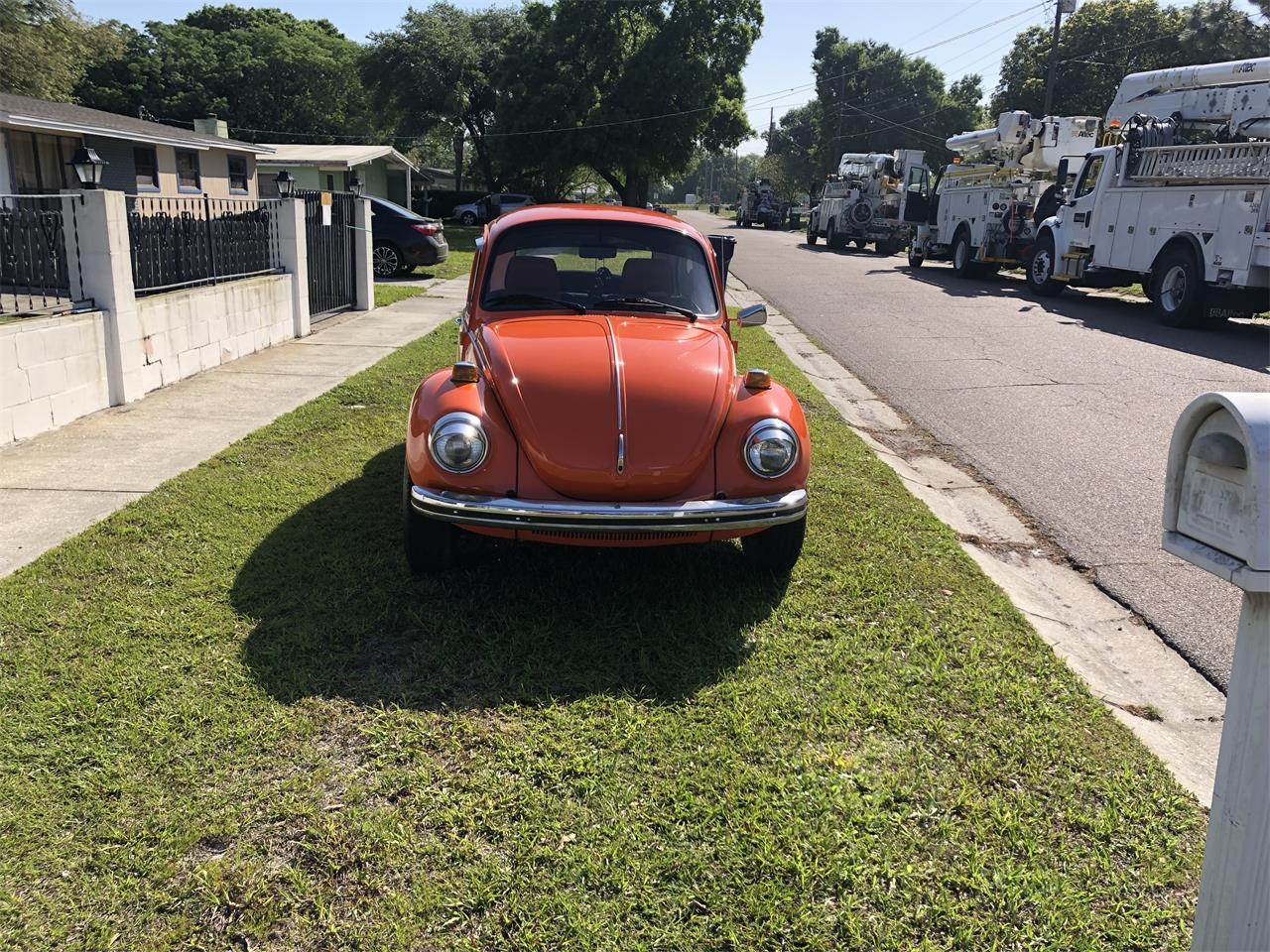 Large Picture of '73 Super Beetle located in Florida - $10,000.00 - PMXE