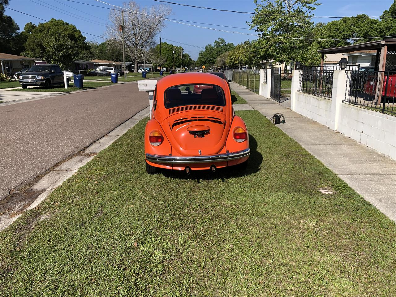 Large Picture of '73 Volkswagen Super Beetle Offered by a Private Seller - PMXE