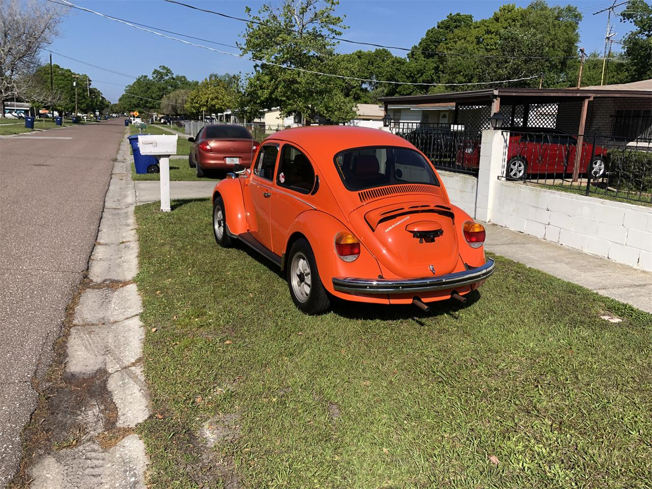 Large Picture of Classic 1973 Super Beetle located in Florida - PMXE