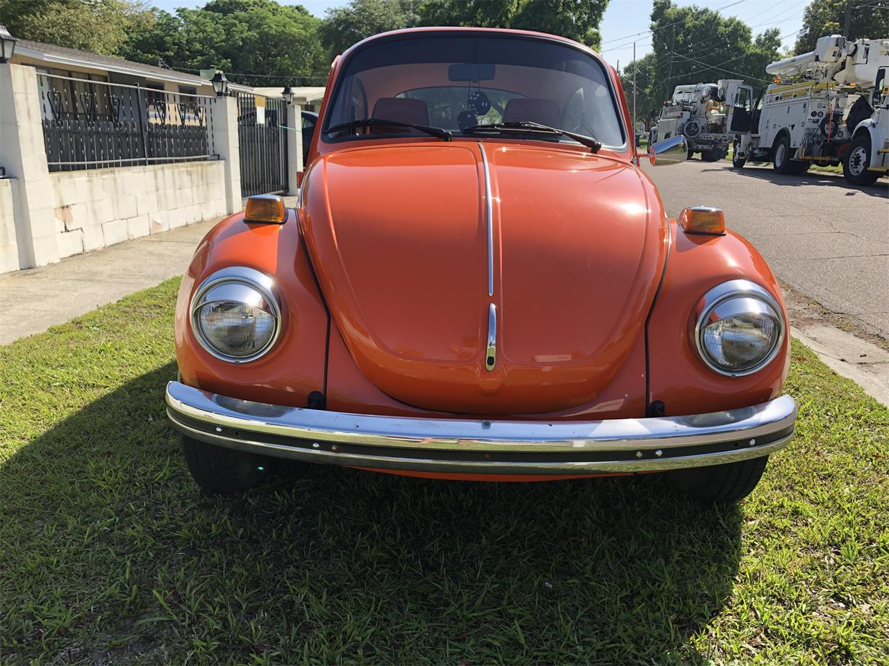 Large Picture of 1973 Volkswagen Super Beetle Offered by a Private Seller - PMXE