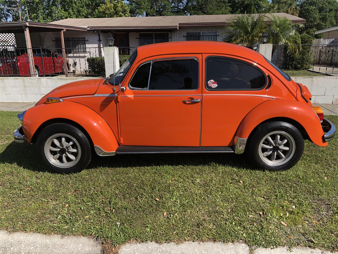 Large Picture of Classic '73 Super Beetle located in Florida Offered by a Private Seller - PMXE