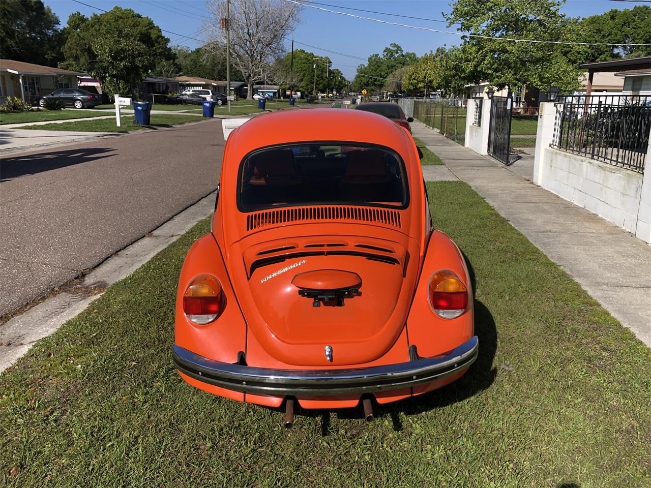 Large Picture of 1973 Volkswagen Super Beetle located in Florida - $10,000.00 - PMXE