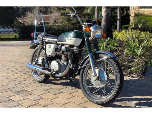 Picture of '68 Motorcycle Auction Vehicle - PMXK