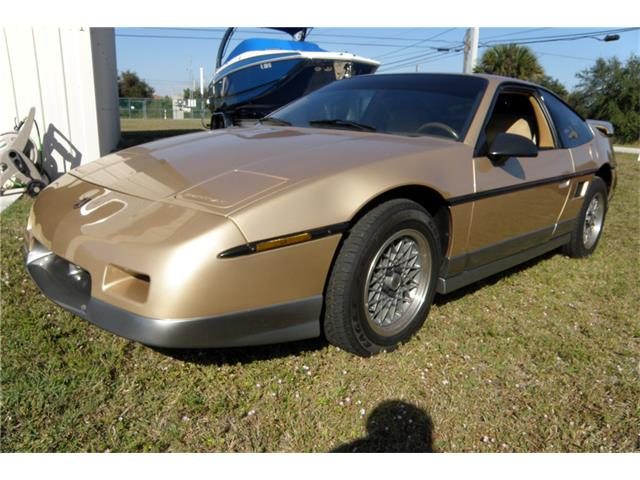 Picture of '87 Fiero - PMXM