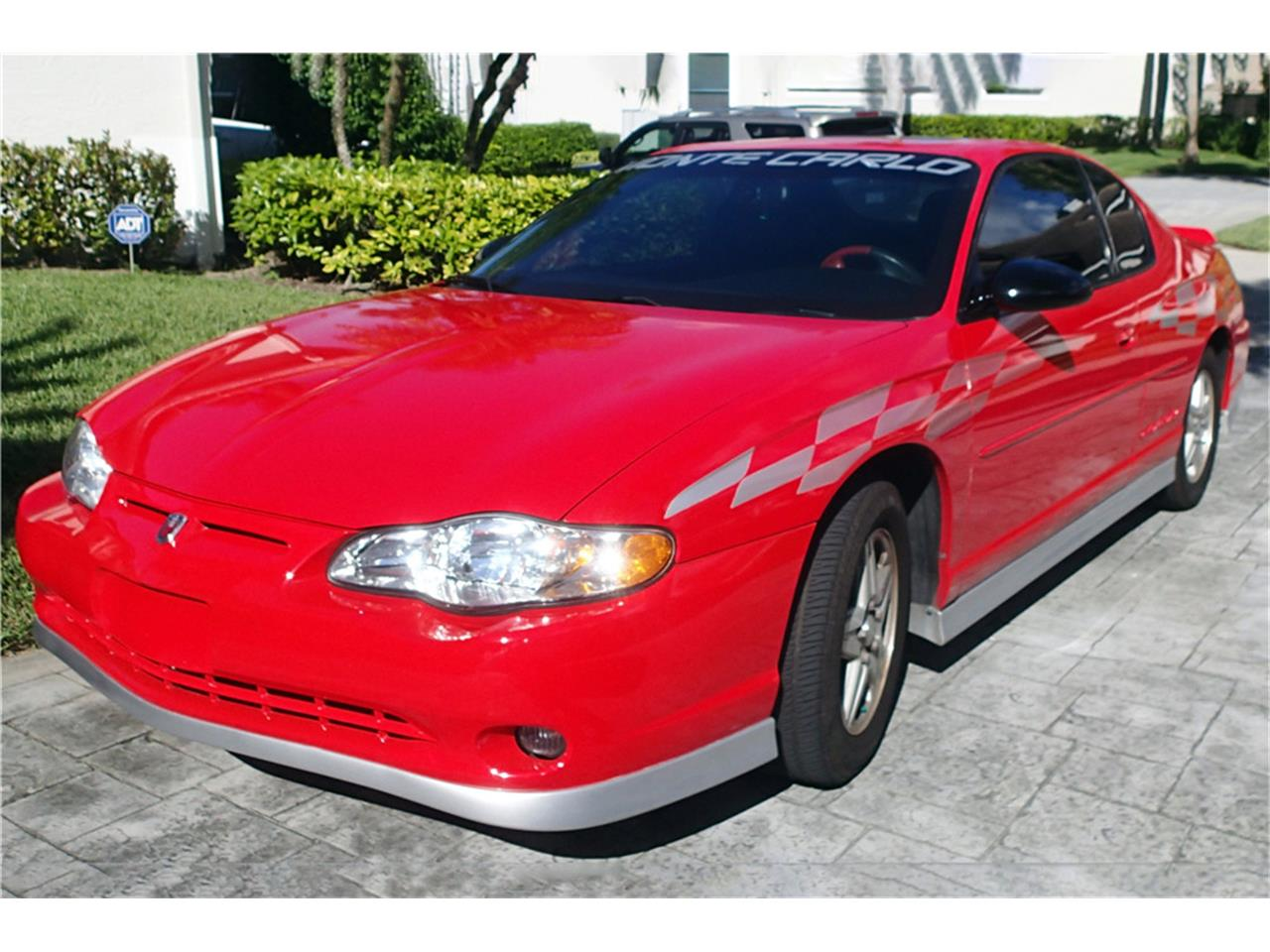 2000 Chevrolet Monte Carlo Ss For Sale