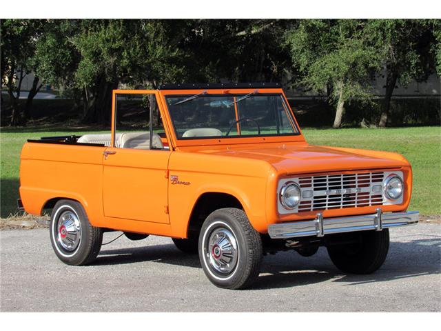 1966 Ford Bronco For Sale On ClassicCars.com