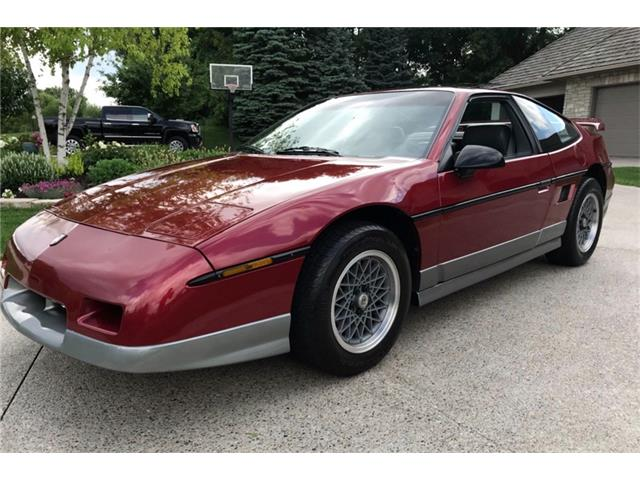 Picture of '87 Fiero - PMZS