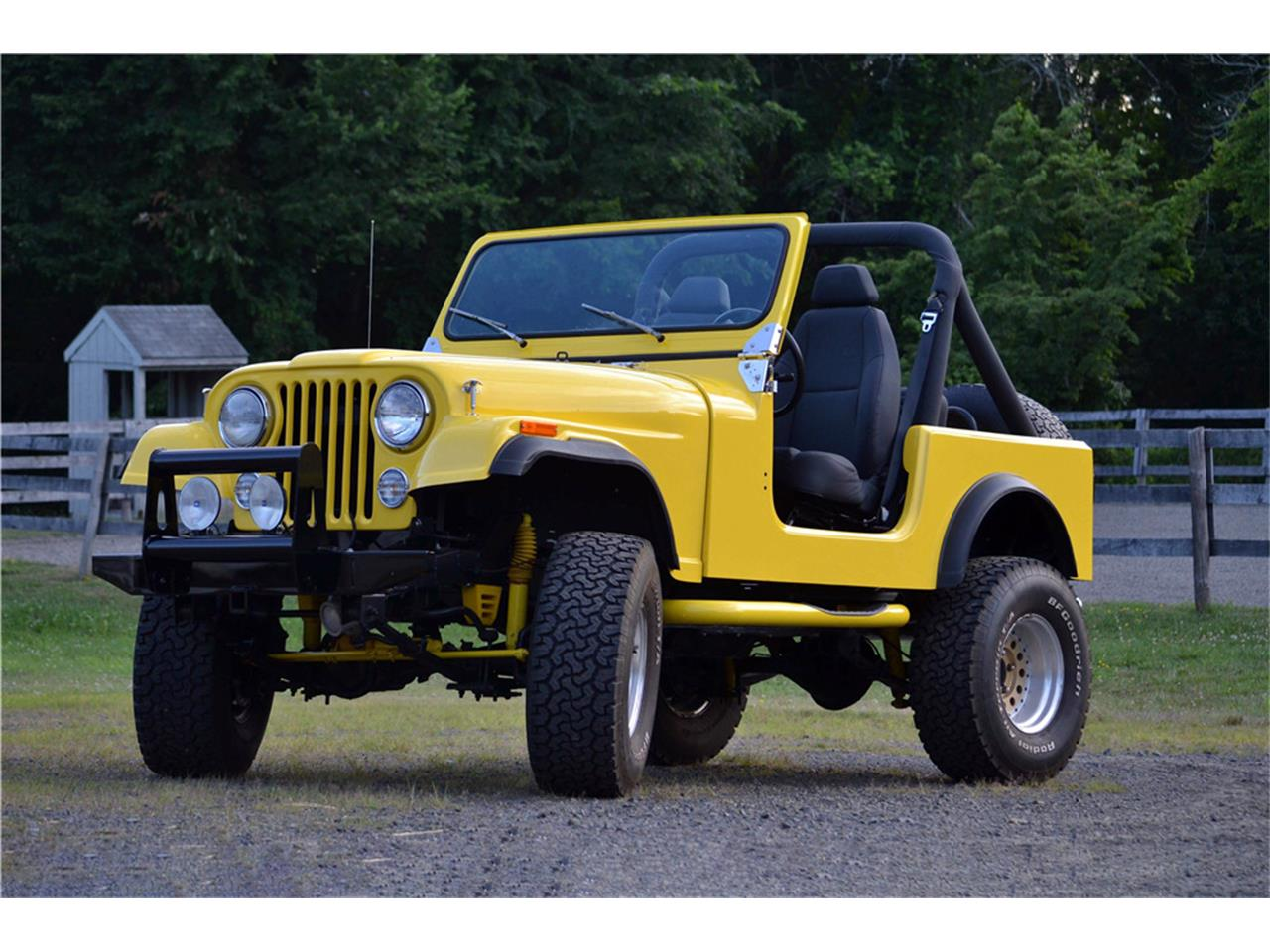 1984 Jeep CJ7 for Sale | ClassicCars com | CC-1196227