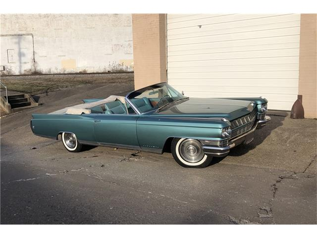 Picture of Classic 1964 Eldorado Biarritz Offered by  - PN0R