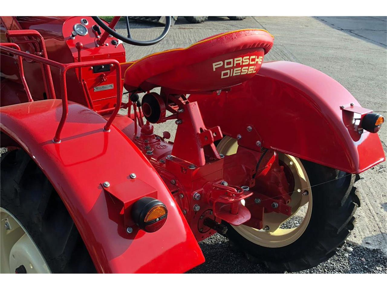 Large Picture of Classic 1960 356 Auction Vehicle Offered by Barrett-Jackson Auctions - PN15