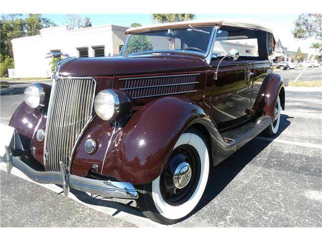 Picture of Classic 1936 2-Dr Coupe located in West Palm Beach Florida Auction Vehicle Offered by  - PN18