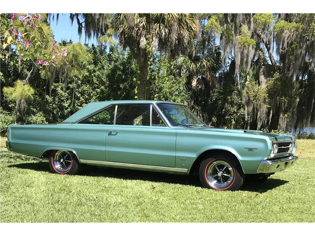 Large Picture of '67 GTX - PN3P