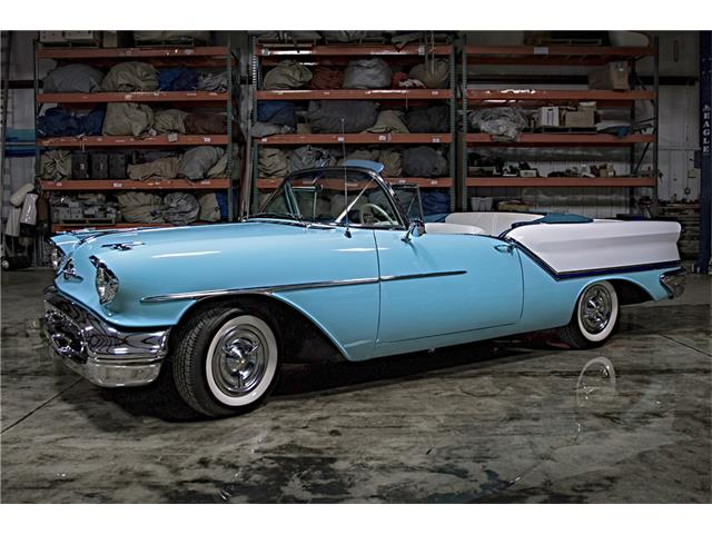 Picture of '57 Rocket 88 - PN3T
