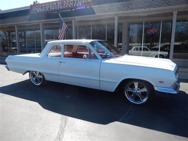 Picture of '63 Biscayne - PN55