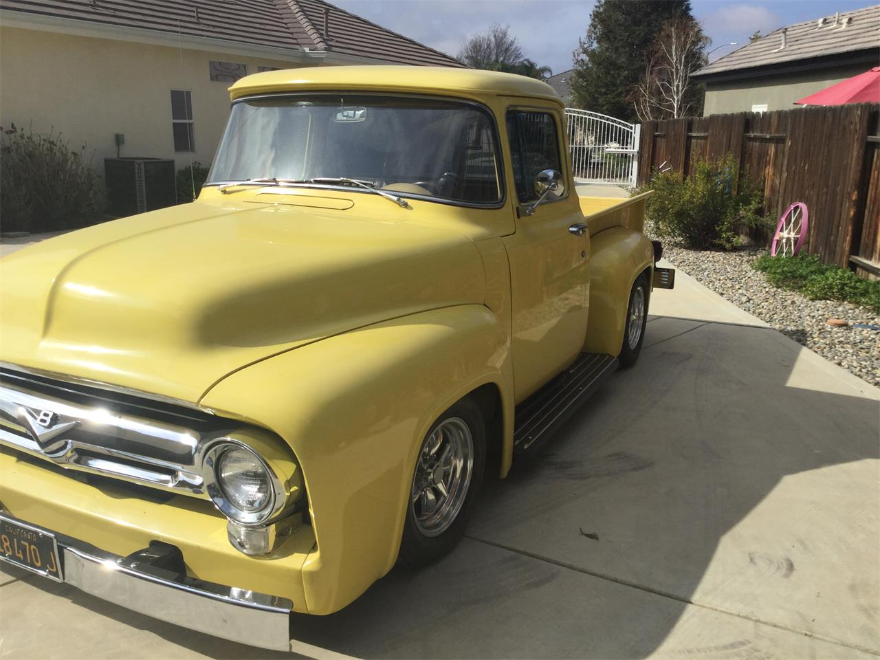 Large Picture of '56 F100 - PN57