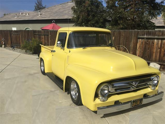 Picture of Classic 1956 F100 located in Bakersfield  California - $35,000.00 - PN57