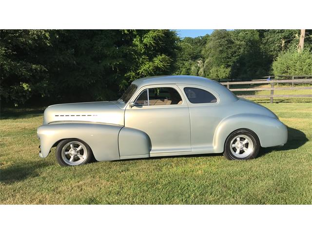 Picture of 1947 Chevrolet Stylemaster located in Massachusetts - $40,000.00 - PN58