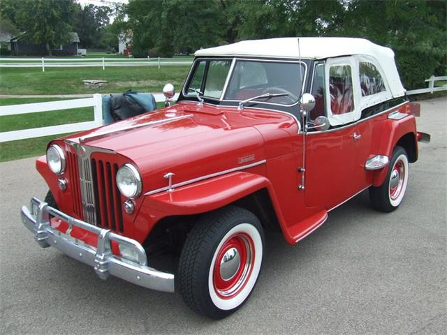 Picture of '49 Jeepster - PN5A