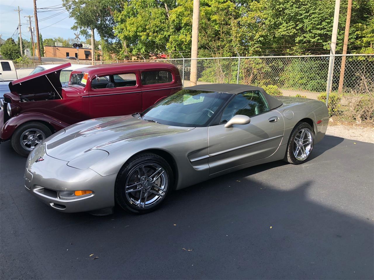 1999 Corvette For Sale >> For Sale 1999 Chevrolet Corvette In Knoxville Tennessee