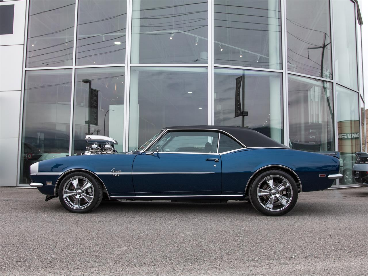 Large Picture of '68 Camaro SS - PN5D