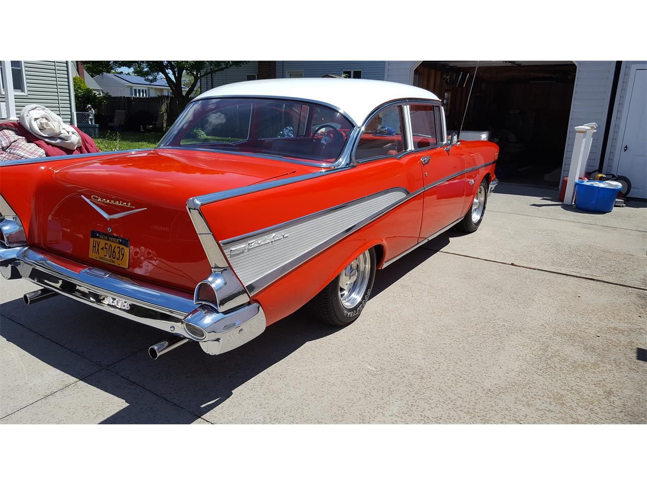 Large Picture of Classic 1957 Chevrolet Bel Air - $69,999.00 - PN5I