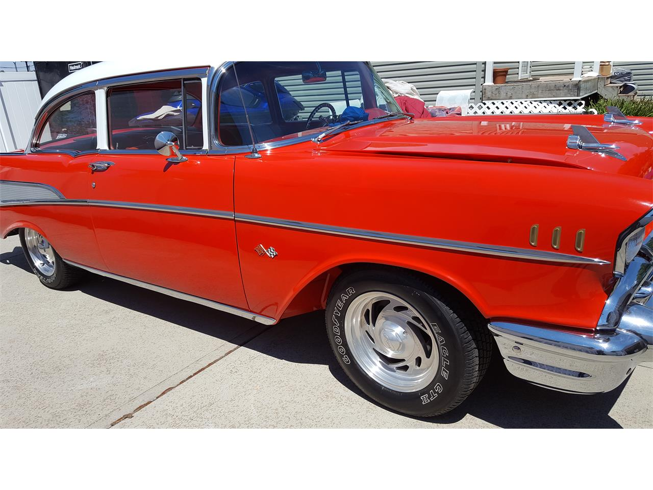 Large Picture of Classic 1957 Chevrolet Bel Air - $69,999.00 Offered by a Private Seller - PN5I