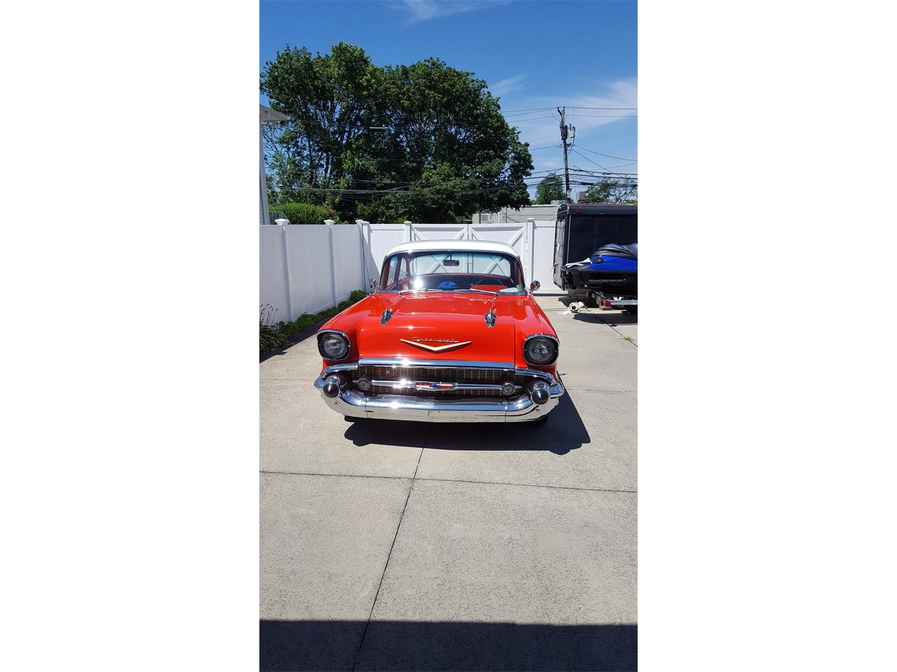 Large Picture of Classic '57 Bel Air - $69,999.00 - PN5I