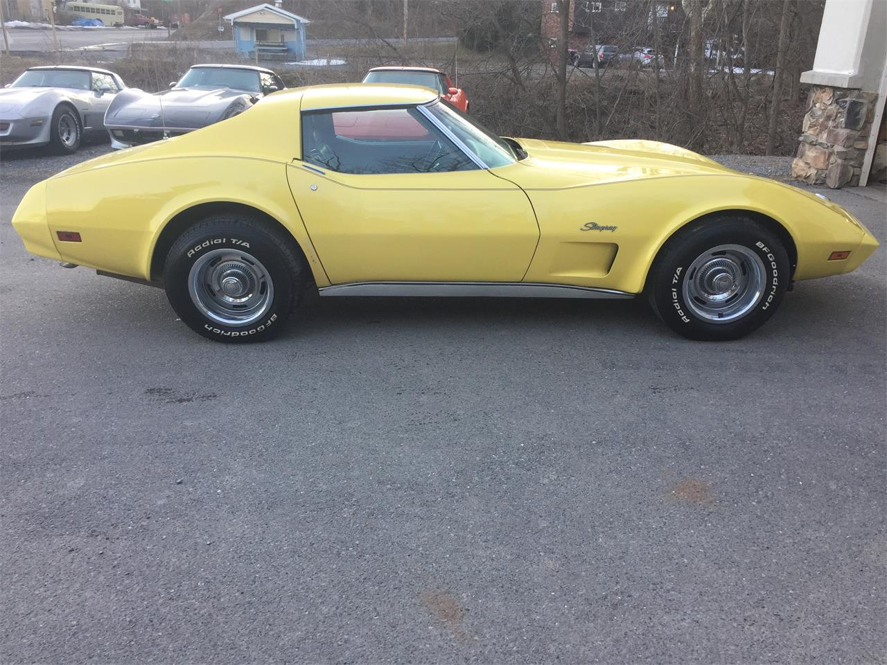 Large Picture of '74 Corvette - PN5U