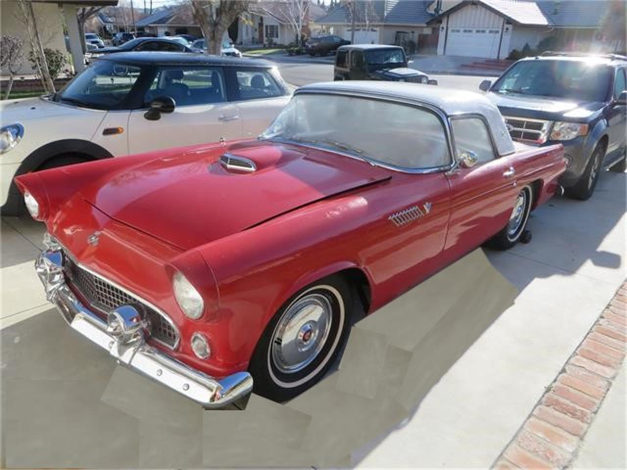 Large Picture of '55 Thunderbird - PN5W