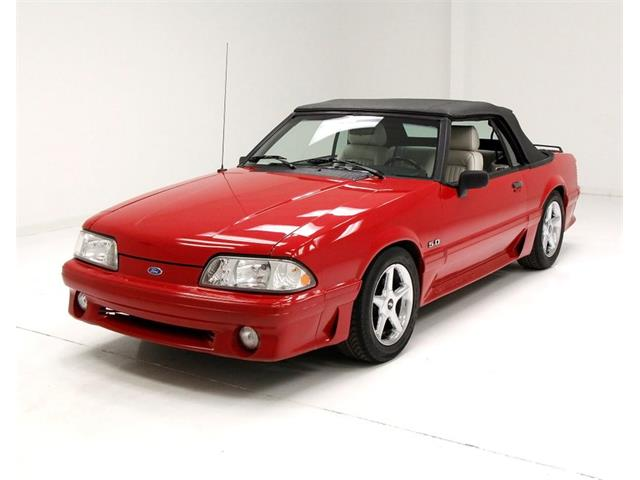 Picture of '89 Mustang - PN68