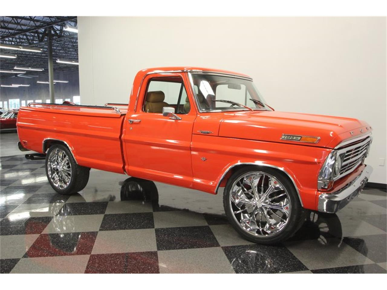 Large Picture of '68 F100 - PN6P