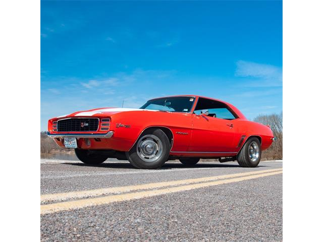 Picture of Classic 1969 Chevrolet Camaro Z28 - PN7T