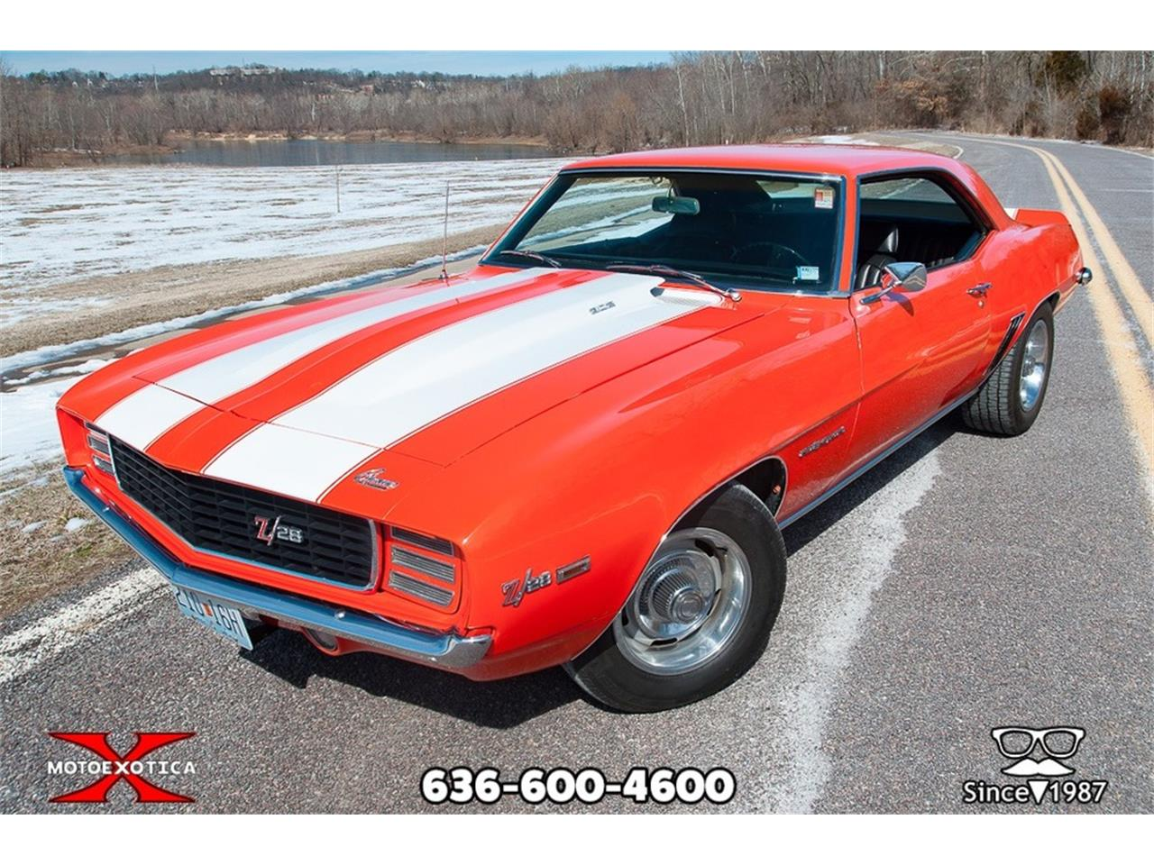 Large Picture of '69 Camaro Z28 - PN7T