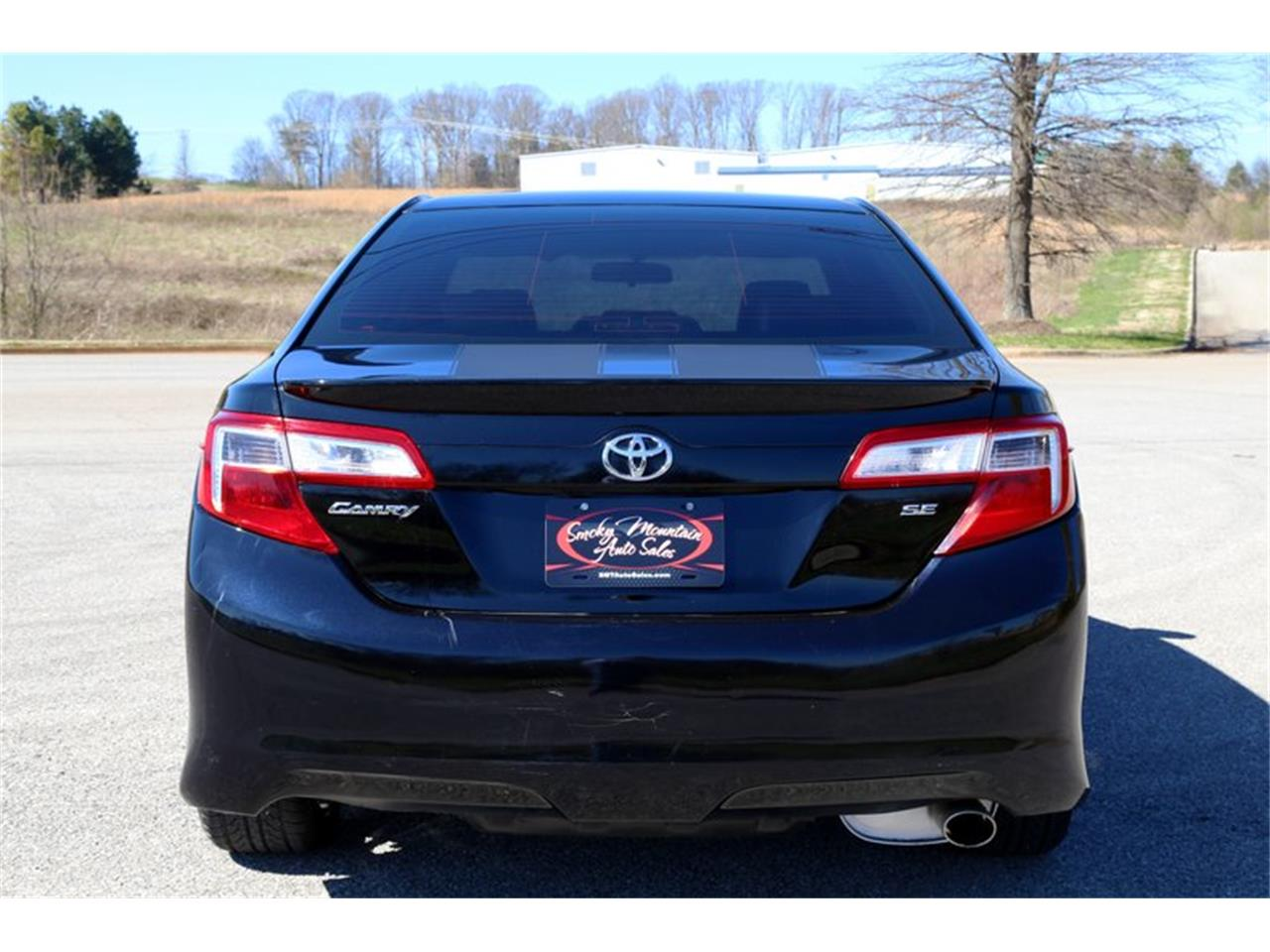 Large Picture of '12 Camry - PN7Y
