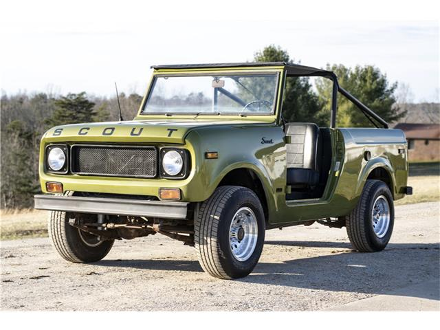 Picture of '71 International Scout located in West Palm Beach Florida Auction Vehicle - PN82