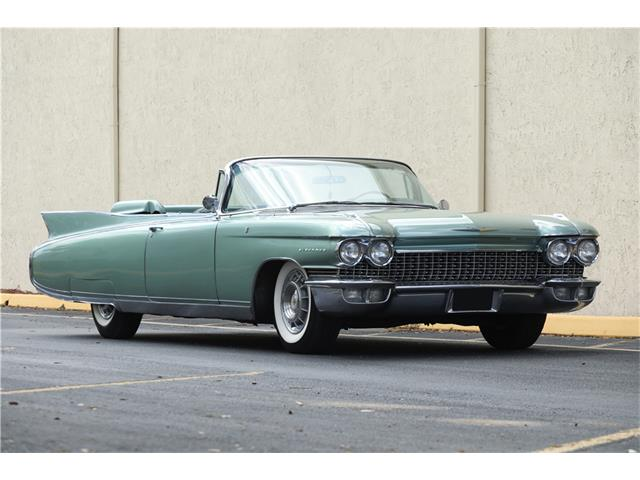 Picture of 1960 Eldorado Biarritz located in West Palm Beach Florida Offered by  - PN9E