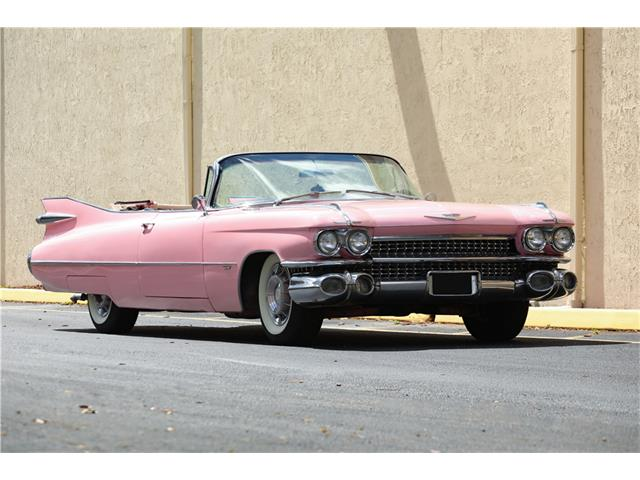Picture of Classic 1959 Cadillac Series 62 located in West Palm Beach Florida Auction Vehicle - PN9F