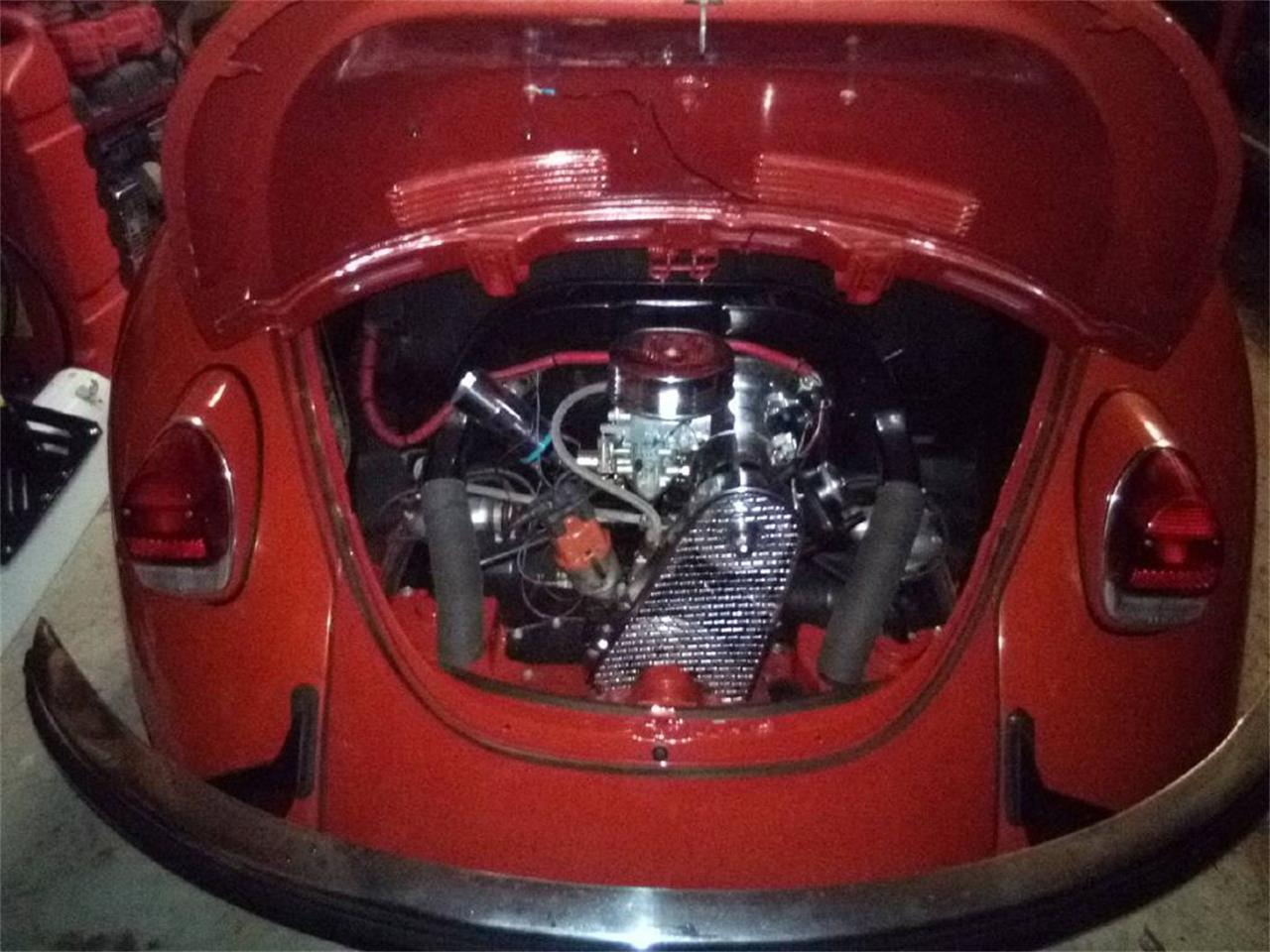 Large Picture of Classic 1968 Volkswagen Beetle located in West Pittston Pennsylvania - PNA1