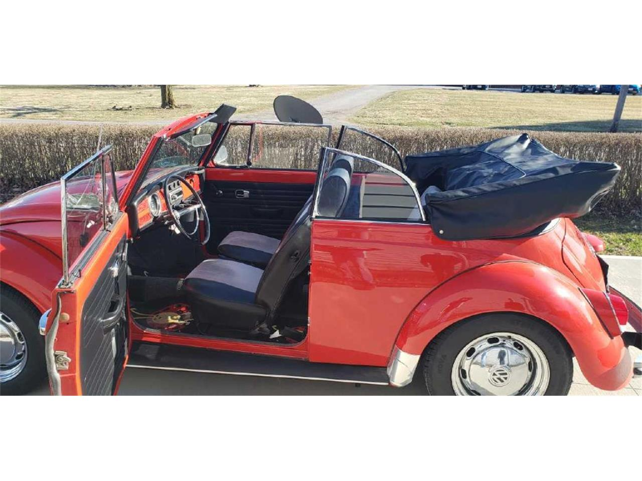 Large Picture of Classic '68 Volkswagen Beetle - $12,700.00 Offered by Auto Market King LLC - PNA1
