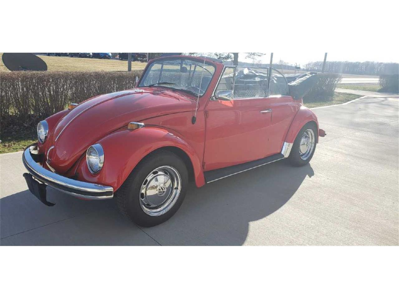 Large Picture of Classic '68 Volkswagen Beetle located in West Pittston Pennsylvania - $12,700.00 Offered by Auto Market King LLC - PNA1