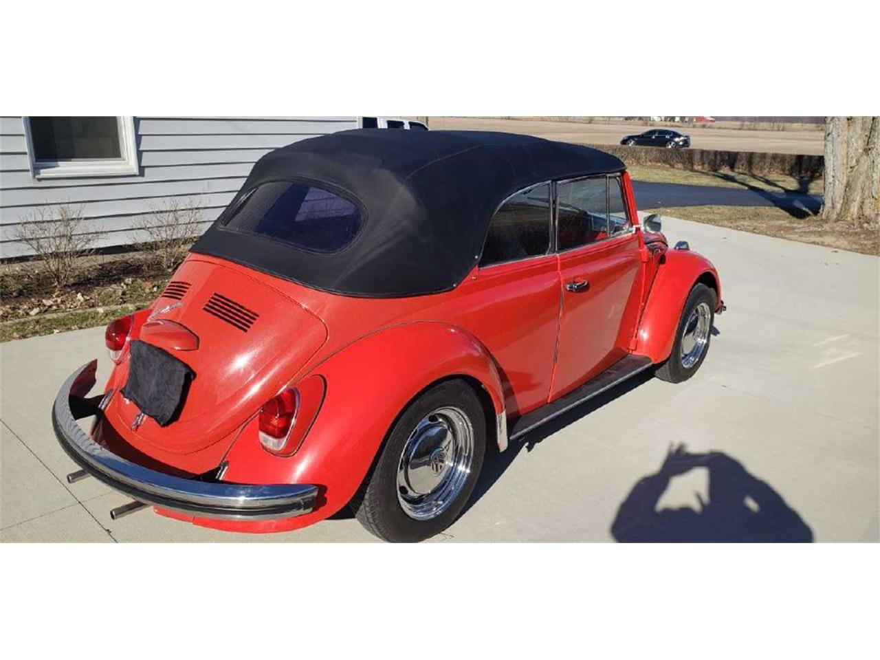 Large Picture of Classic 1968 Volkswagen Beetle located in Pennsylvania - PNA1