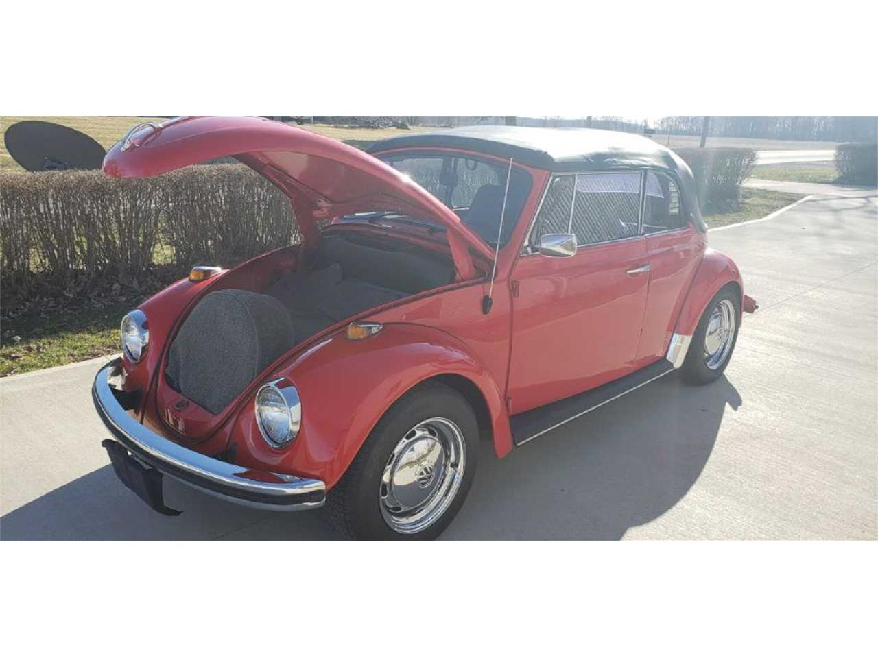 Large Picture of 1968 Beetle located in West Pittston Pennsylvania - PNA1