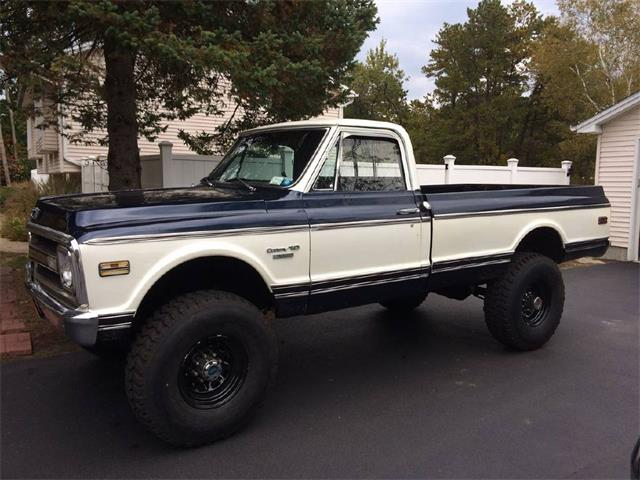 1970 Chevrolet C K 10 For Sale On Classiccars Com