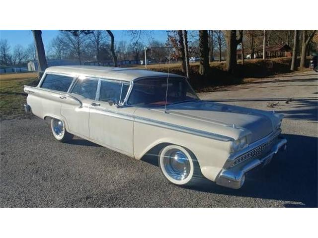 Picture of 1959 Ford Country Sedan located in Michigan - $12,995.00 Offered by  - PNAG