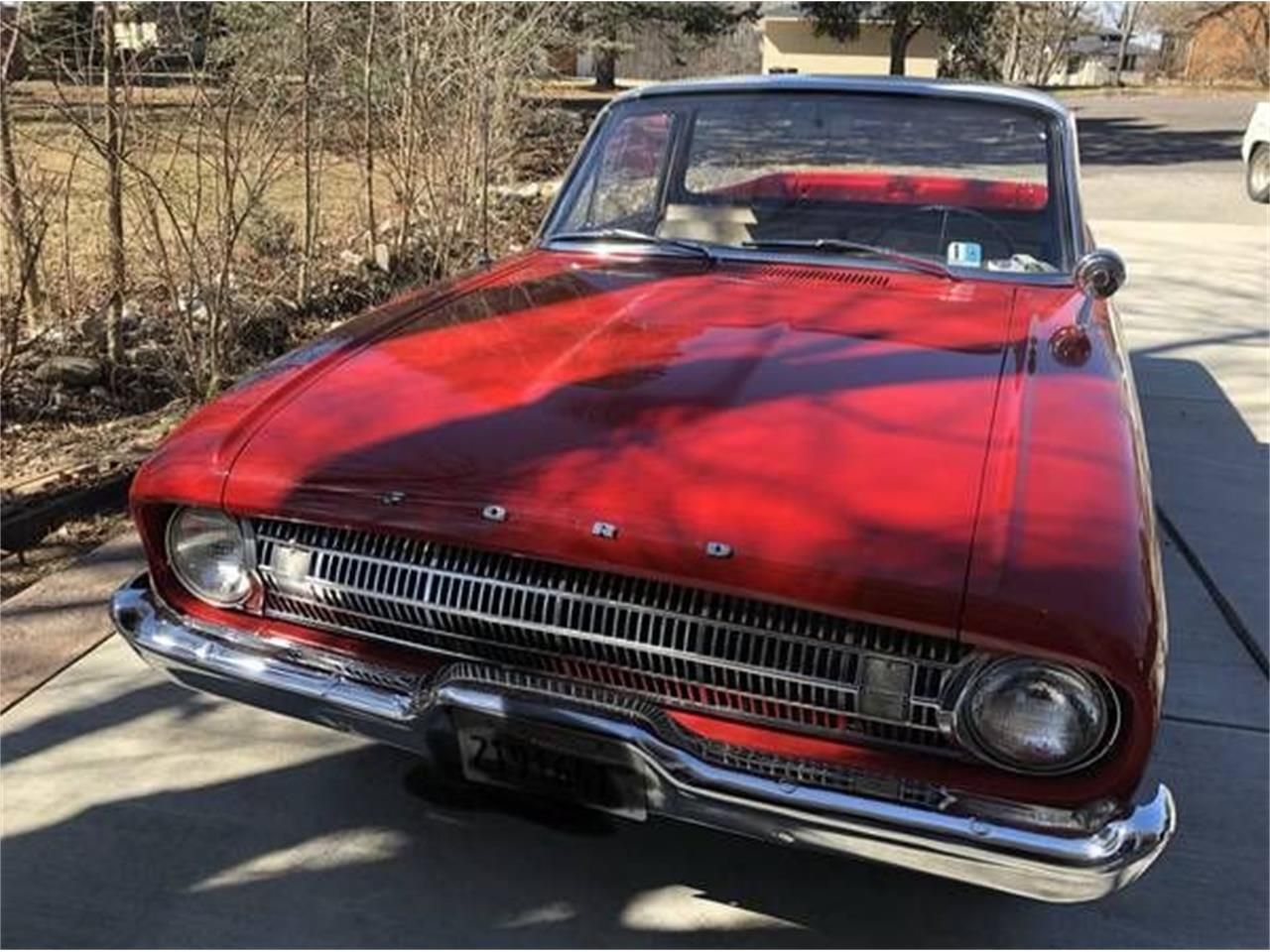 Large Picture of '61 Ranchero - PNAO