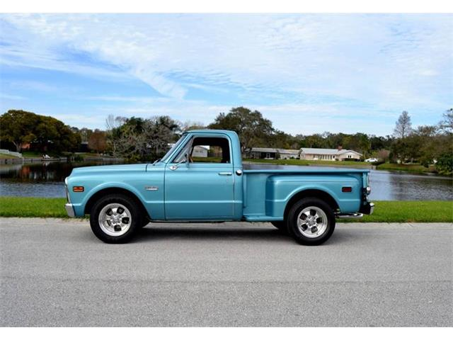 Picture of Classic 1969 GMC Pickup located in Florida - $32,900.00 - PIPX